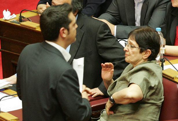 Πού είναι το ΚΚΕ και ο ΣΥΡΙΖΑ;